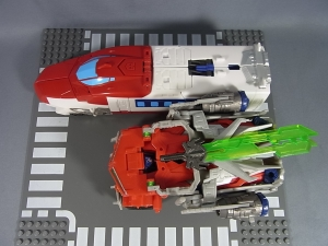 TFGo! G26 オートボット総司令官オプティマスエクスプライム ビークル・ビースト012