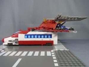 TFGo! G26 オートボット総司令官オプティマスエクスプライム ビークル・ビースト018