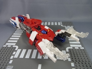 TFGo! G26 オートボット総司令官オプティマスエクスプライム ビークル・ビースト021