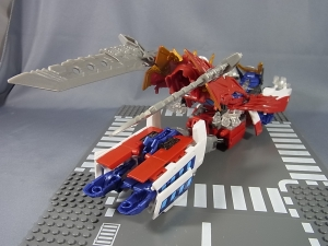 TFGo! G26 オートボット総司令官オプティマスエクスプライム ビークル・ビースト023