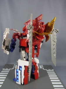 TFGo! G26 オートボット総司令官オプティマスエクスプライム ロボットモード011