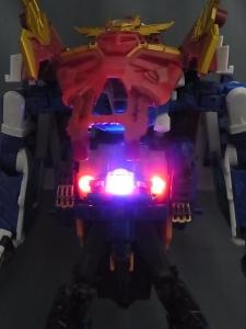 TFGo! G26 オートボット総司令官オプティマスエクスプライム 連結参乗合体008