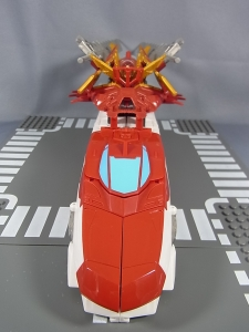 TFGo! G26 オートボット総司令官オプティマスエクスプライム ビークル・ビースト019