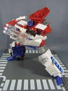 TFGo! G26 オートボット総司令官オプティマスエクスプライム ロボットモード022