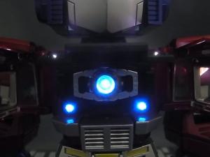 KIDS LOGIC DAF トランスフォーマーG1 オプティマス・プライム ライトアップ026
