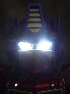 KIDS LOGIC DAF トランスフォーマーG1 オプティマス・プライム ライトアップ022