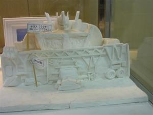 トランスフォーマーミュージアムin旭川冬祭り55032