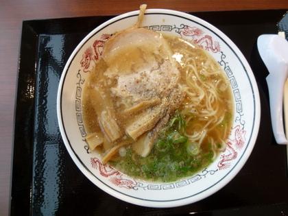 麺屋大黒_醤油ラーメン