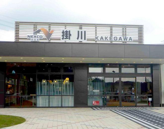 掛川パーキングエリア