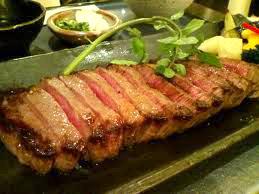 近江牛ラウンドステーキ膳