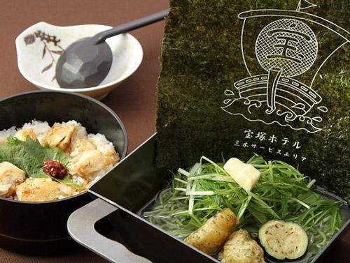 鍛冶屋ラーメン・淡路鶏丼