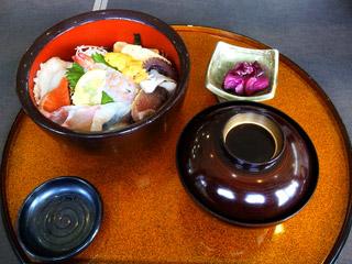 唐戸海鮮丼