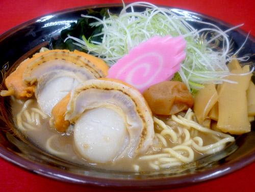 旭川ラーメン・魚介醤油