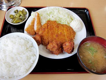 ETC定食