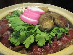 岡崎市の名産-鹿鍋・鹿肉料理
