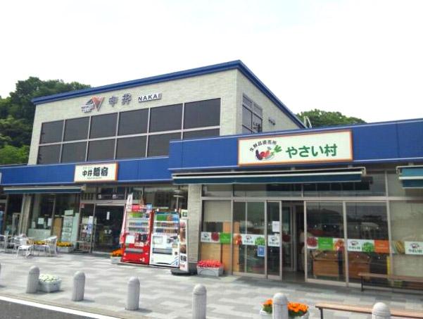 中井パーキングエリア