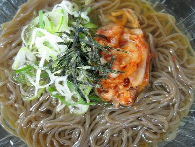 名物グルメ-あさか野冷麺