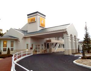宮島SAの宿泊施設