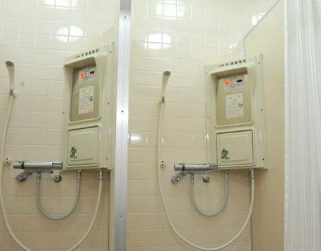 掛川PAの温泉・シャワー施設