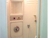 安積PAの温泉・シャワー施設