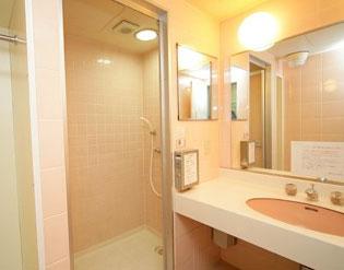 鮎沢PAの温泉・シャワー施設