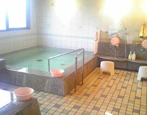 多賀SAの温泉・シャワー施設
