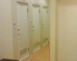 淡河PAの温泉・シャワー施設