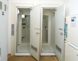 中井PAの温泉・シャワー施設