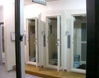 牧之原SAの温泉・シャワー施設