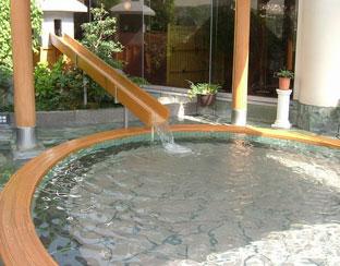 吉野川SAの温泉・シャワー施設