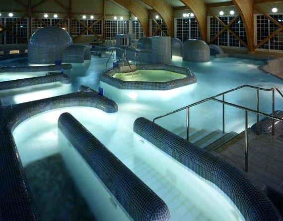 城端SAの温泉・シャワー施設