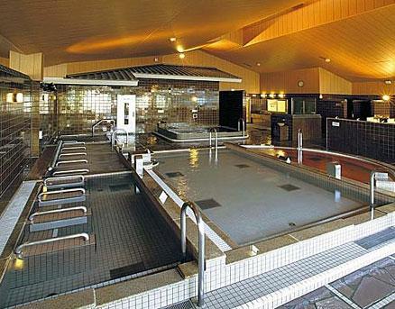 刈谷PAの温泉・シャワー施設