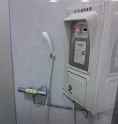 静岡SAの温泉・シャワー施設