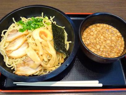 名物グルメ-長浜神田舘-つけ麺
