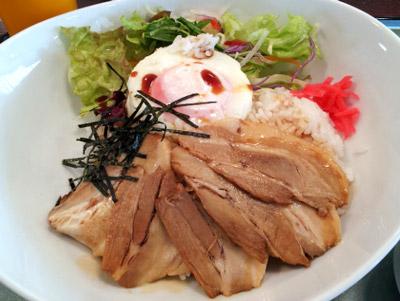 名物グルメ-焼豚玉子飯