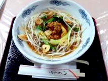 名物グルメ-昇龍おこげ丼