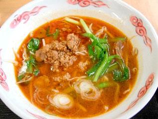 名物グルメ-昇龍麺