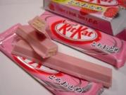 キットカットとちおとめ味(12枚入り)