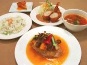 信州杏と福味鶏のデュエット