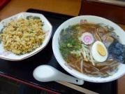 ラーメンA定食