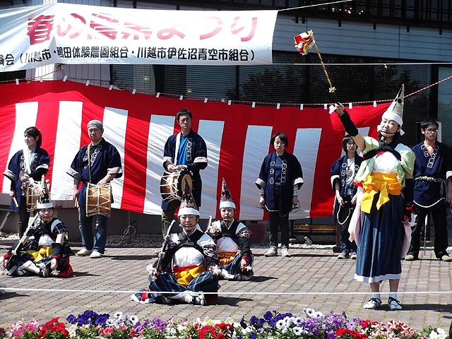 中野七頭舞