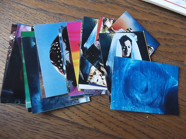 円谷のカード