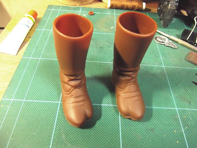製品状態の靴