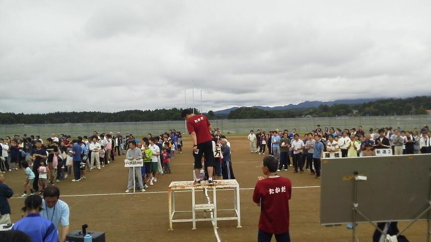 2012年6月10日 地区運動会 閉会式