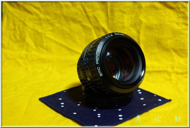 レンズsmc A50/1.4