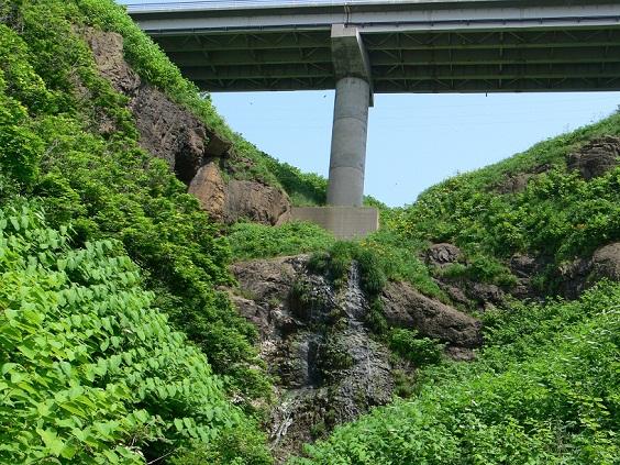 滝の沢(上ノ国1
