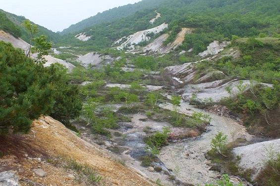 ニセコ硫黄鉱山2