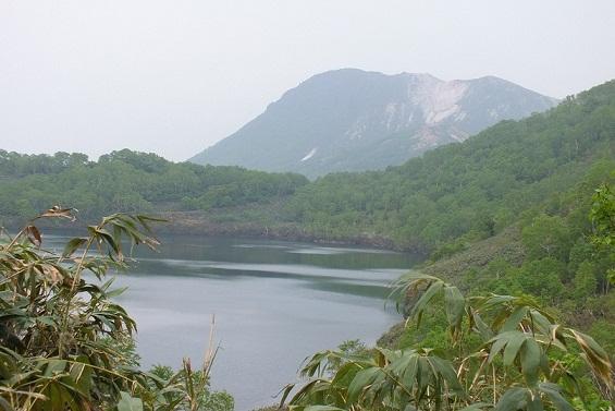 ニセコ大沼とイワオ