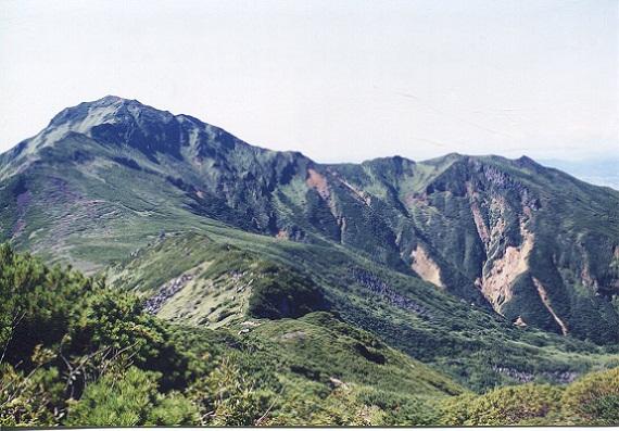 富良野岳 滝0