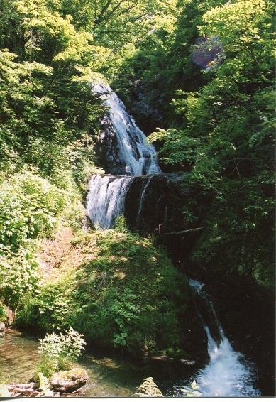 大川の滝 (2)